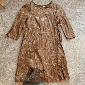 Marni coated cotton dress size 40IT